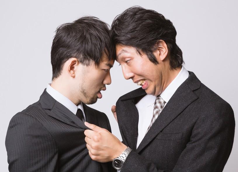苦手な人、嫌いな人との接し方や付き合い方、職場では態度に要注意