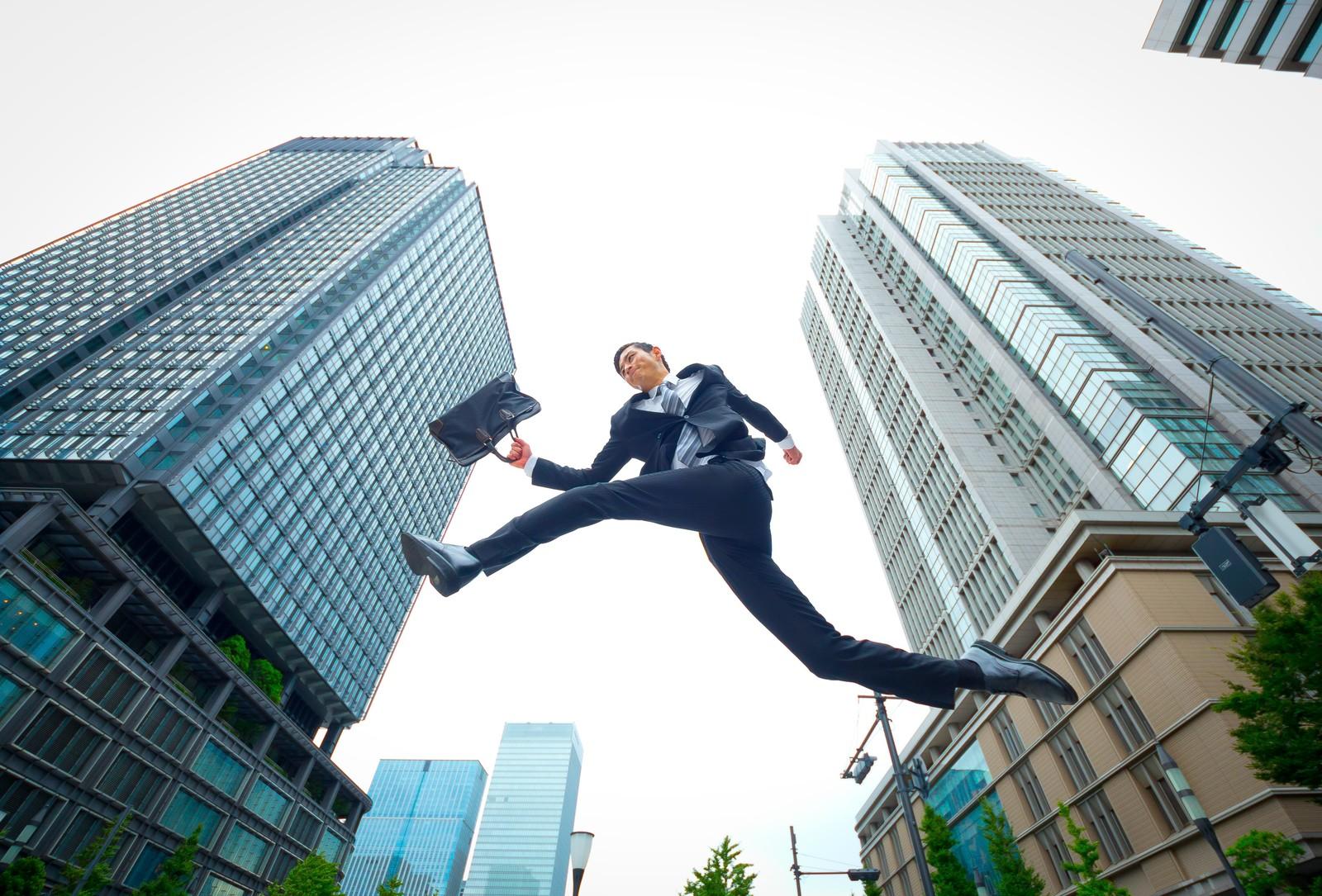 初めて転職する時に不安になる必要はない。プロの力を頼れば簡単に進んでいく