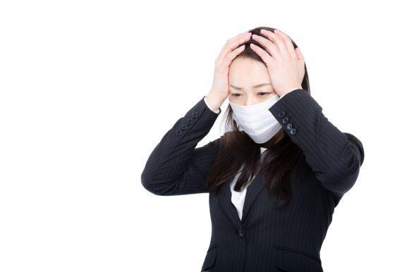 風邪、体調不良でも仕事を休めない理由。あまりに休みが取れない会社は辞めたほうがいい。