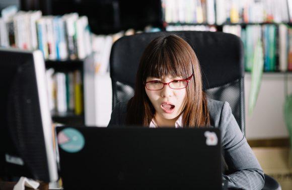 仕事が難しい、ついていけないくて辞めたい。転職するべき?